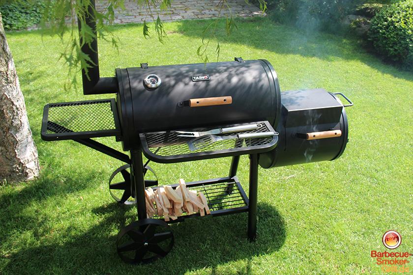 Landmann Holzkohlegrill Xxl : Smoker grill test 2019 videos und bilder smoker kaufen