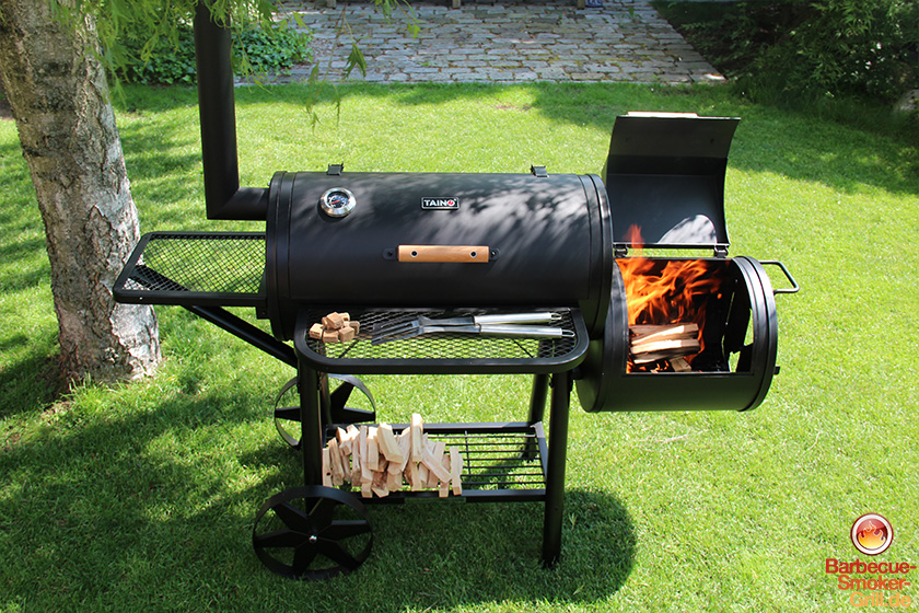 smoker grill kaufen the world 39 s best photos of diy and. Black Bedroom Furniture Sets. Home Design Ideas