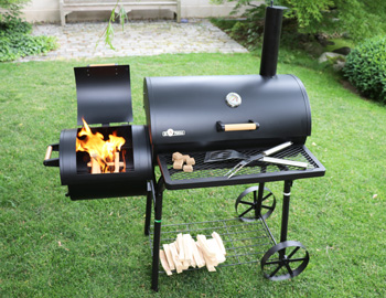 bbq smoker kaufen trendy rec tec grills stampede rt wood. Black Bedroom Furniture Sets. Home Design Ideas