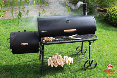 Barbecue Smoker Grill Empfehlung