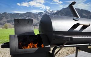 Barbecue Smoker Grill Zubehör