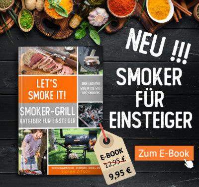 NEU! Smoker für Einsteiger E-Book